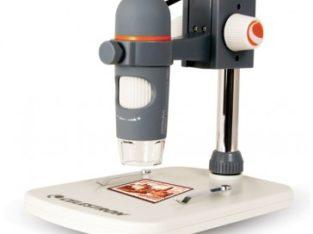 Μικροσκόπιο ψηφιακό χειρός PRO, με βάση
