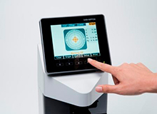 Feather-touch sensor button