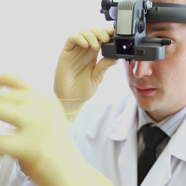 Εμμεσα οφθαλμοσκόπια