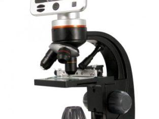 LCD II, Ψηφιακό μικροσκόπιο