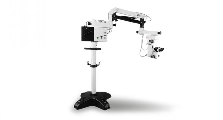 Χειρουργικό μικροσκόπιο Leica M500