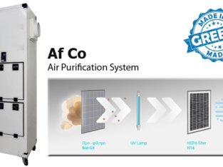 AfCo Filter – Air Purification Systems